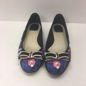 Size 37.5 Christian Dior Ballerina Flats